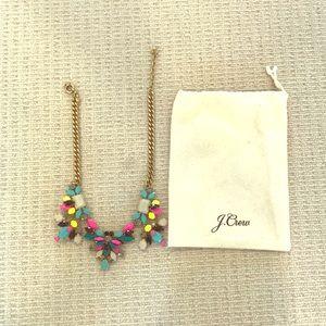 JCrew Multi colored necklace